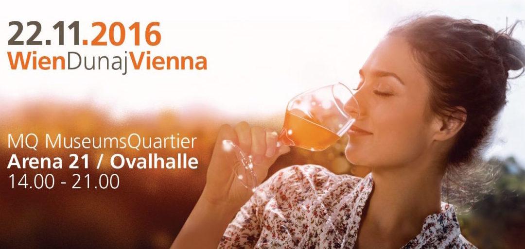 Tenuta Cavasecca all'Orange Wine Festival 2016