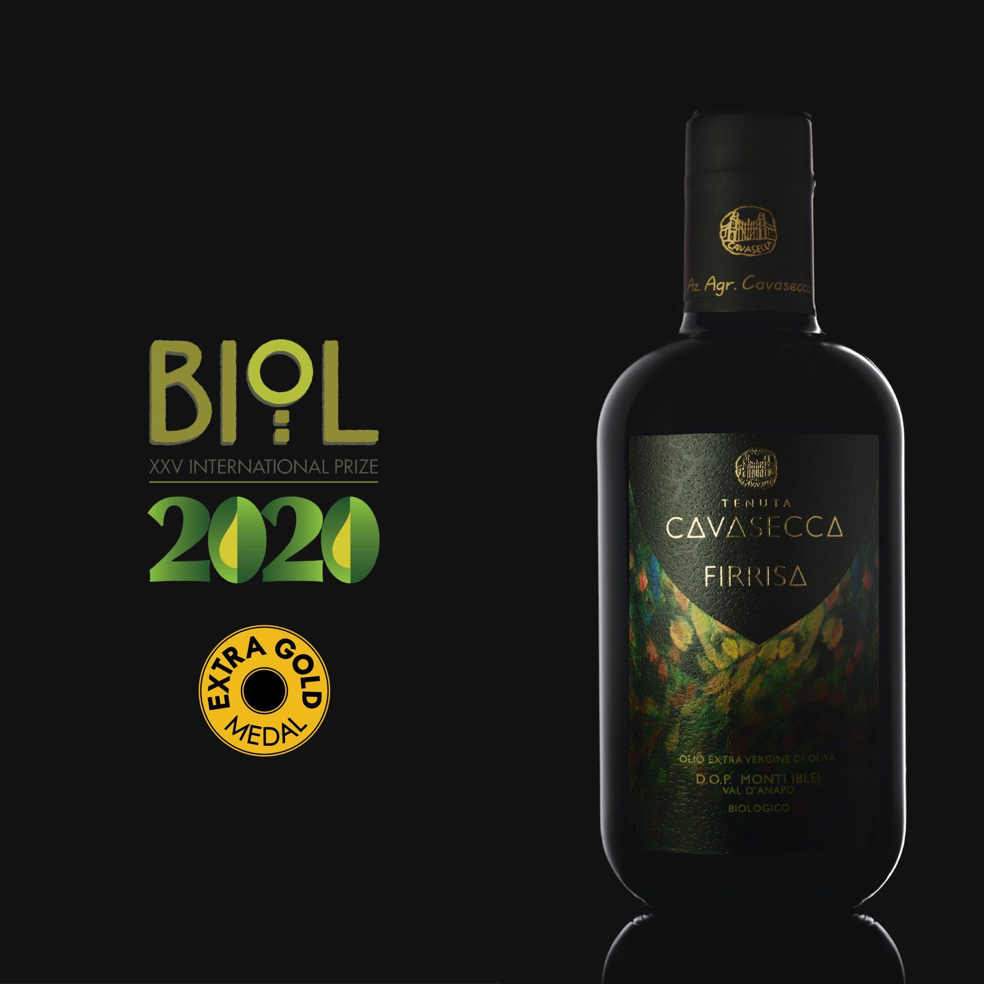 Extra Gold Medal e Silver Medal al BIOL 2020
