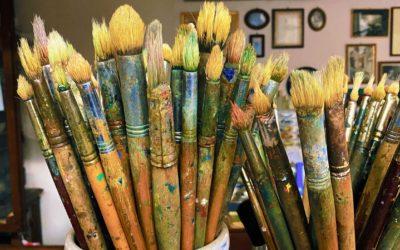 Un siciliano, un pittore, un amico…